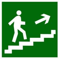 Направл. к эвак. Выходу по лестнице вниз (вверх) направо